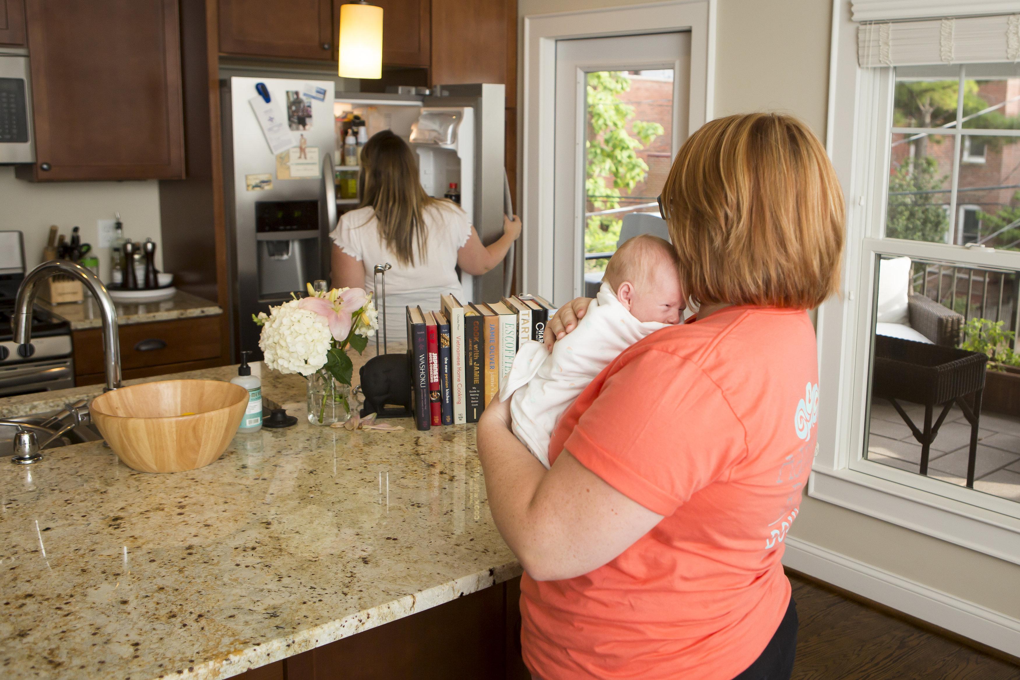 A Day With A Postpartum Doula Hampton Roads Doulas